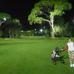Golf-Turecko-Belek-Sirene-golfové-hřiště-Montgomerie-noční-golf