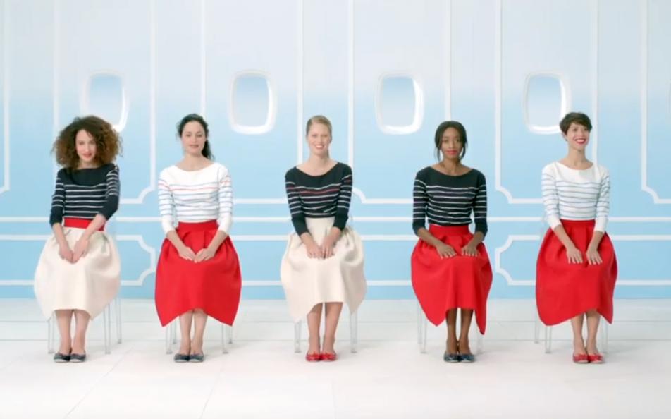 Air-France-instruktážní-video