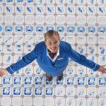 KLM - instruktážní video