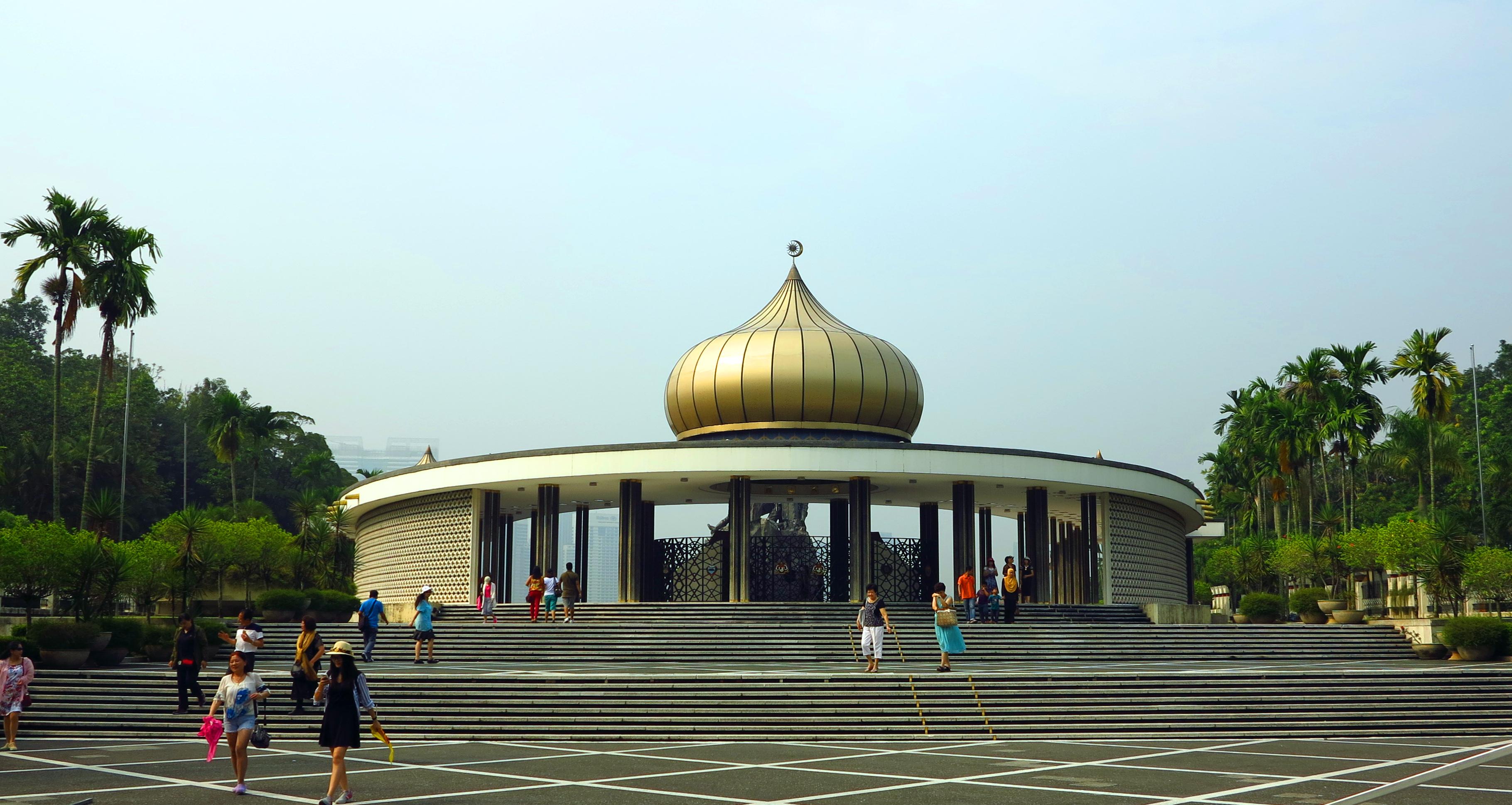 Malajsie-Kuala-Lumpur-královský-palác