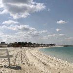 hotel Crowne Plaza Yas Links - pláž