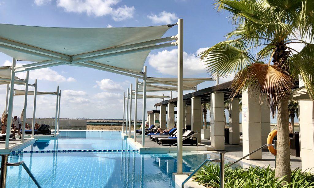 hotel Crowne Plaza Yas Links