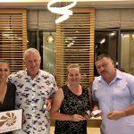 hotel Crowne Plaza Yas Links - vyhlášení turnaje Snail Travel Cup