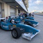 Abu Dhabi - testovani F1