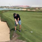 golfove hriste Yas Links