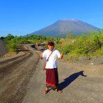 Bali - sopka-Batur