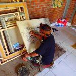 OLYMPUS Bali-Ubud-Art-Gallery.DIGITAL CAMERA
