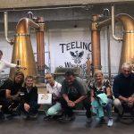Golf-Irsko-Dublin-palírna-Teeling-Destillery