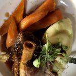 Golf-Irsko-Greystones-restaurace-Hladový-mnich