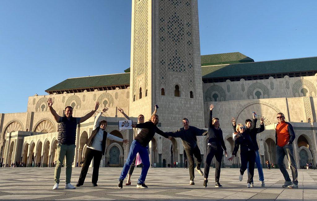 Golf-Maroko-prohlídka-Casablanky