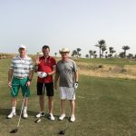 Golfové hřiště Saadiyat - turnaj STI