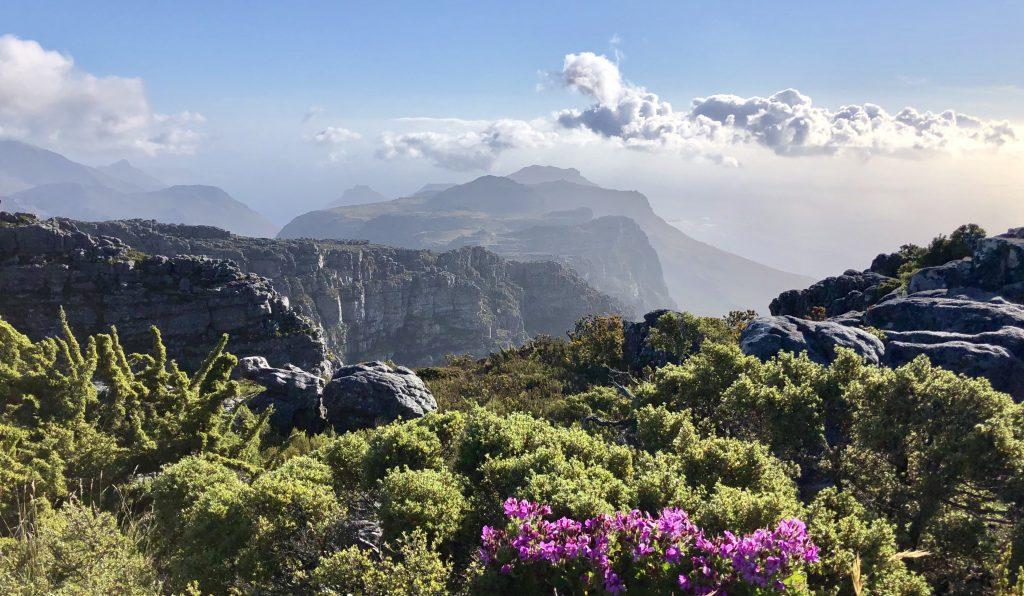 Kapské-město-Stolová-hora