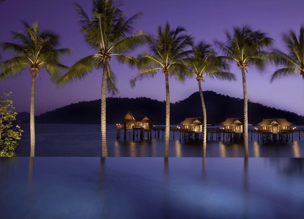 Malajsie - ostrov Pangkor - hotel Pangkor Laut