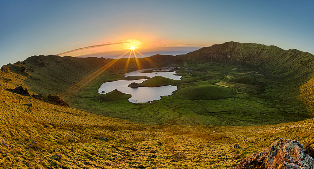 Azory - ostrov Corvo
