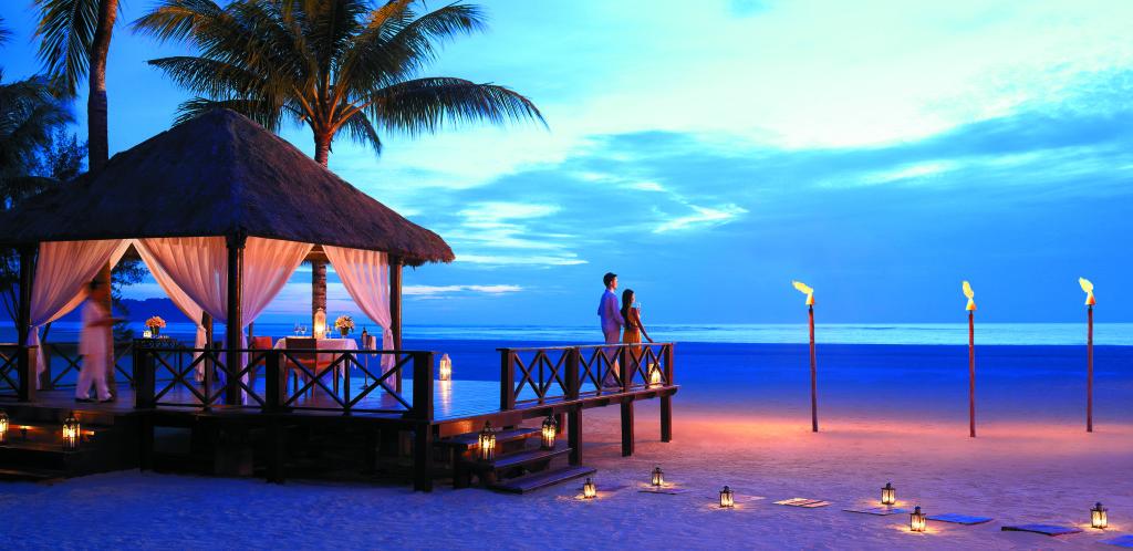 Malajsie - ostrov Borneo - hotel Shangri-la's Rasa Ria Resort