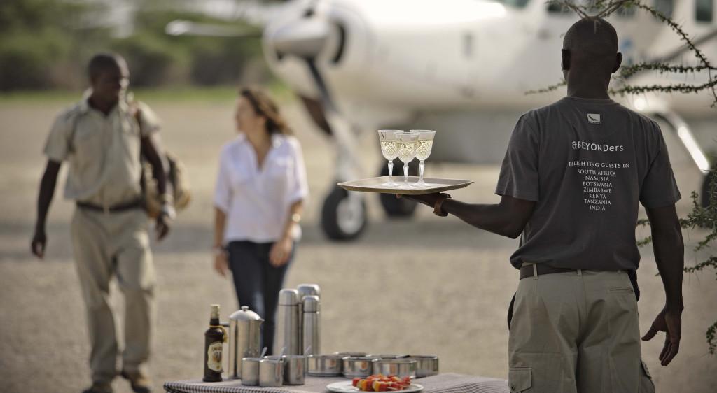 Tanzánie - luxusní safari