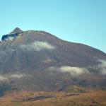 Azory - Pico - vulkán