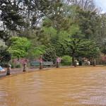 Azory - Sao MIguel - Furnas - Terra Nostra garden - léčivý sirný bazén