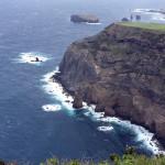 Azory - Sao Miguel - vyhlídka Santa Irina