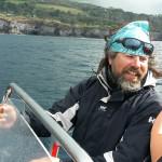 Azory - Sao Miguel - výlet na velryby a kapitán mořský vlk