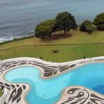 Azory - Sao Migue - bazén hotelu Bahia Palace