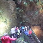 Azory - Terceira - jeskyně Carvao a naše výprava do jejích útrob