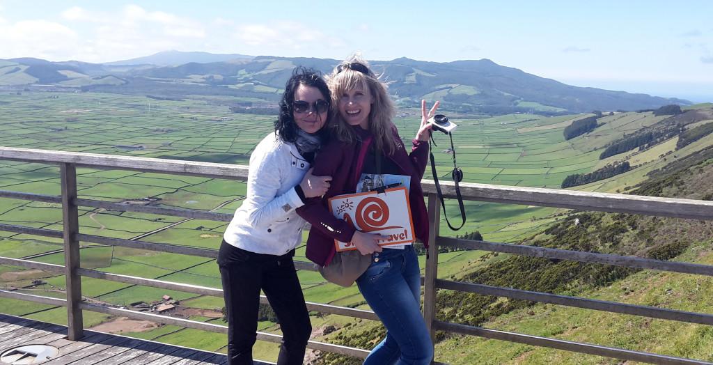 Azory - Terceira - vyhlidka