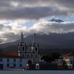 Azory - ostrov Pico s majestátní nejvyšší horou Portugalska