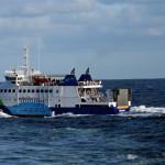 Azory - trajekt mezi ostrovy Faial a Pico