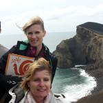 Azory - Faial vyhlídka z majáku na Capelinhos