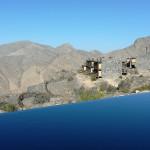 Omán - Al Hajar - hotel Alila Jabal Akhdar