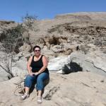 Omán - Marcela ve Wadi Bani Khalid