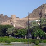 Omán - Muscat - historické centrum