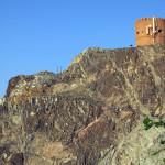 Omán - Muscat - promenáda