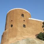 Omán - Muscat - staré opevnění