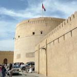 Omán - Nizwa - pevnost