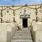 Omán - Nizwa - pevnostní zákoutí