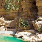 Omán - Wadi Shab
