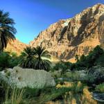 Omán - Wadi Tiwi