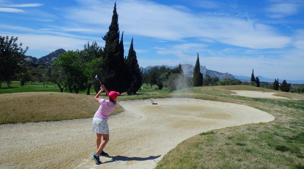 Golf-Španělsko-La-Sella-Golf-Verde-2.jamka