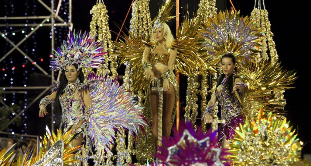 Madeira - karneval