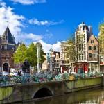 Eurovíkendy-Amsterdam