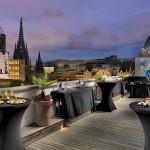 Eurovíkendy-Barcelona-hotel-H10-terasa