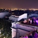 Eurovíkendy-Madrid - hotel Me-Madrid-Reina-Victoria-Rooftop-Bar