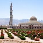 Eurovíkendy-Omán-Muscat