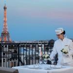 Eurovíkendy-Paříž-hotel-Peninsula-terasa