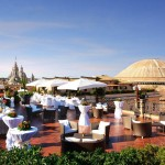 Eurovíkendy-Řím-hotel-Grand-hotel-de-la-Minerve-terasa