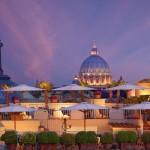 Eurovíkendy-Řím-hotel-Raphael