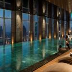 Eurovíkendy-Shanghai - Four-seasons- bazén
