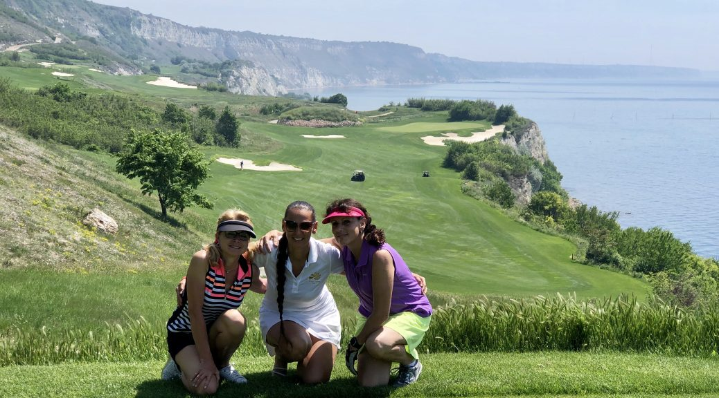 Golf-Bulharsko-golfové-hřiště-Thracian-Cliffs-golfový-turnaj-Snail-Travel-Cup